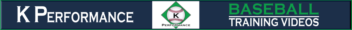 K Performance Baseball Training